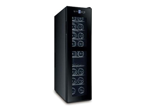 ตู้แช่ไวน์-1-ประตู-2-ตอน-49-ลิตร-(18-ขวด)-WCL-BCW-49D
