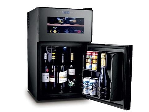 ตู้แช่ไวน์-2-ประตู-2-ตอน-(69-ลิตร)-WCL-BCH-69D