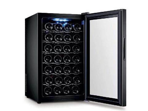 ตู้แช่ไวน์ 70 ลิตร<br>(28 ขวด)