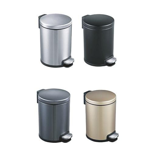 ถังขยะแบบเหยียบ-ทรงกลม-STB-010-8238-XL
