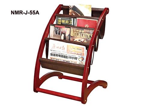 ชั้นวางนิตยสาร-หนังสือพิมพ์-NMR-J-55A
