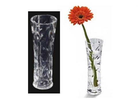 แจกันดอกไม้อะคริลิคใส-FWV-602-13
