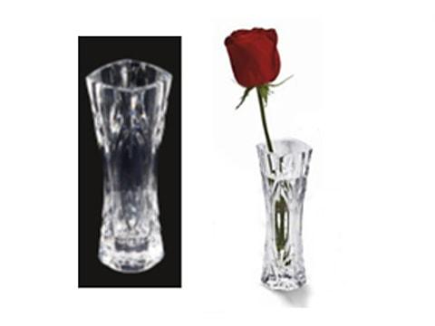 แจกันดอกไม้อะคริลิคใส-FWV-603-11