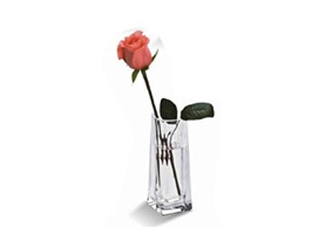 แจกันดอกไม้อะคริลิคใส-FWV-12017