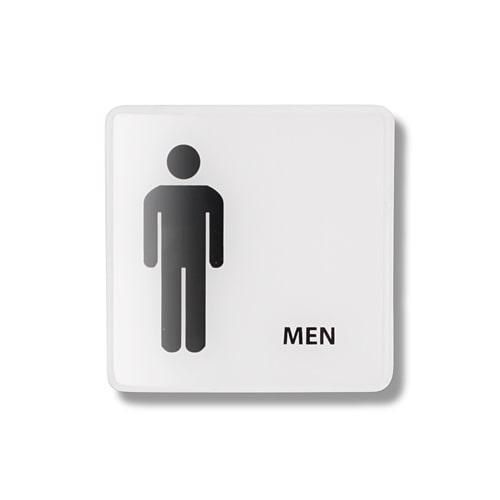 ป้ายสัญลักษณ์ห้องน้ำชาย-SNB-02308