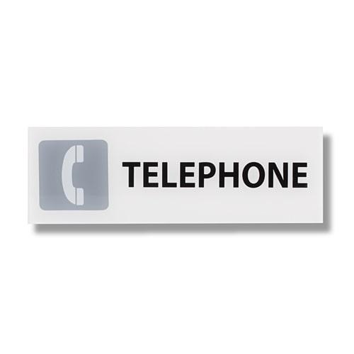 ป้ายสัญลักษณ์โทรศัพท์-SNB-023014
