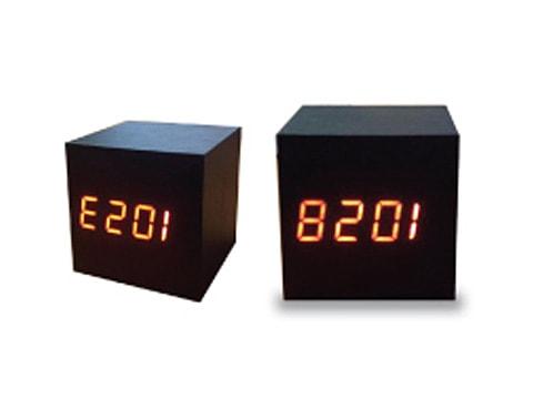 นาฬิกาปลุกดิจิตอลไม้-ALC-LD008
