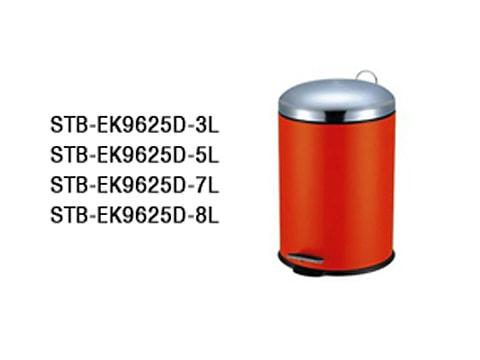 ถังขยะเท้าเหยียบ-ฝาปิดสแตนเลส-STB-EK9625D-XL