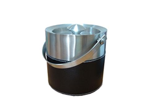 กระติกน้ำแข็งสแตนเลส-2ชั้น-หุ้มหนัง-ICB-RX904-1.8Lit-With-PU